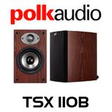 Polk Audio TSX110 Bookshelf Speakers (Pair)