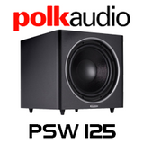 "Polk Audio PSW125 12"" 150W Active Subwoofer"