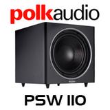 """Polk Audio PSW 110 10"""" 100W Active Subwoofer"""