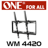 """One For All WM4420 Solid Tilt TV Wall Mount - Suits 32""""-60"""""""
