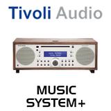 Tivoli Audio Music System+ CDs / DAB+ / FM Hi-Fi System with Bluetooth