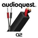 AudioQuest Q2 Factory Prepared 3M Speaker Cable (Pair)