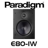 """Paradigm CI Elite E80-IW 8"""" 2-Way In-Wall Speaker (Each)"""