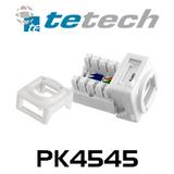 TE RJ45 CAT6 Mechanism Socket