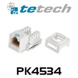 TE RJ45 CAT5e Mechanism Socket
