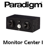 Paradigm Monitor Center 1 3-Way Centre Channel Speaker