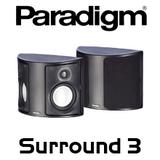 """Paradigm Surround 3 v7 Dual 5.5"""" 2-Way Surround Speakers (Pair)"""
