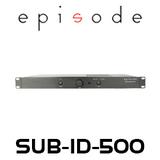 Episode 500W Digital Subwoofer Amplifier with LFE
