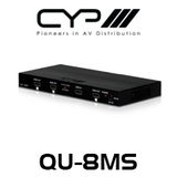 CYP 1 to 8 HDMI Distribution Amplifier with System Reset