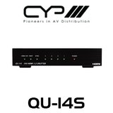 CYP 1 to 4 HDMI Distribution Amplifier