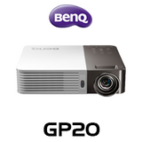 BenQ GP20 WXGA 700 Lumens Ultra-Lite Wireless Mini DLP Projector