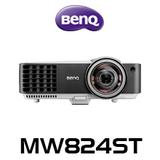 BenQ MW824ST WXGA 3200 Lumens Short-Throw DLP Projector
