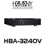Homony HBA-3240V 240W Single Zone Emergency Amplifier