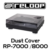 Reloop Dust Cover To Suit RP-7000 & RP-8000 Turntables