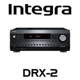 Integra DRX-2 7.2-Ch DTS:X & Dolby Atmos Network AV Receiver