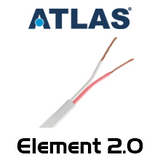 Atlas Element 2.0 Oxygen Free Speaker Cable - 150m