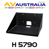 """AVA 450m Deep Wall Mount Tray for 19"""" Rack Frames"""