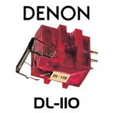 Denon DL110 High-Output Moving Coil Cartridge