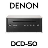 Denon DCD-50 CD Player