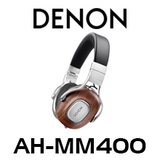 Denon AHMM400 Reference Quality Over-Ear Headphone