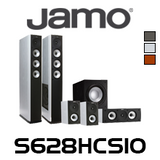 Jamo S628 HCS10 5.1 Home Cinema System