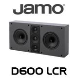 """Jamo D600 Dual 6.5"""" THX Ultra2 3-Way LCR Speaker (Each)"""