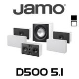 Jamo D500 5.1 THX Home Theatre System