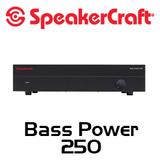 SpeakerCraft Bass Power 250 Subwoofer Amplifier