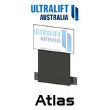 Ultralift Atlas Out Of Floor TV Lift
