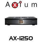 Axium AX-1250 Multi-Zone Digital Amplifier
