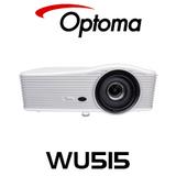 Optoma WU515 WUXGA 6000 Lumens Large Venue DLP Projector