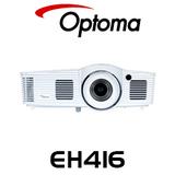 Optoma EH416 1080P 4200 Lumens Medium Venue DLP Projector