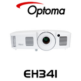 Optoma EH341 1080P 3500 Lumens Business Portable DLP Projector