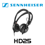 Sennheiser HD 25 / Plus / 25-1 Closed-Back On-Ear DJ Headphones