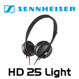 Sennheiser HD25 Light Professional Closed Dynamic On-Ear Headphones