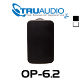 "TruAudio OP-6.2 6.5"" Injected Poly Weather Proof Outdoor Speaker With Bracket (Each)"