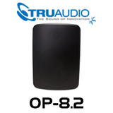 "TruAudio OP-8.2 8"" Injected Poly Weather Proof Outdoor Speaker With Bracket (Each)"