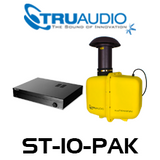 "TruAudio ST-10-PAK SubTerrain 10"" Underground Subwoofer With 350W Amplifier Package"
