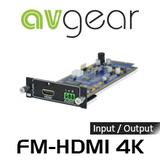 AVGear FM-HDMI4K FMX 4K Seamless HDMI Input / Output Card