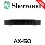 Sherwood AX-50 Integrated Stereo Amplifier With Bluetooth
