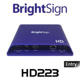 BrightSign HD223 Standard I/O Full HD Interactive Digital Signage Media Player
