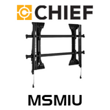 "Chief MSM1U Medium 26-47"" Fusion Micro-Adjustable Fixed TV Wall Mount"