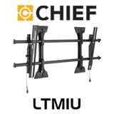 "Chief LTM1U Large 37-63"" Fusion Micro-Adjustable Tilt TV Wall Mount"