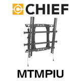 "Chief MTMP1U Medium 43-47"" Fusion Micro-Adjustable Portrait Tilt TV Wall Mount"