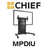Chief Medium / Large Fusion Dynamic Height Adjustable TV Trolley