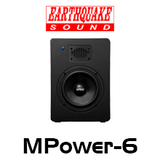 "EarthQuake MPower-6 6.5"" Studio Monitor Speaker (Each)"