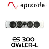 "Episode 300 Series Dual 3"" On-Wall LCR Speaker (Each)"