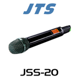 JTS JSS-20 UHF Wireless Handheld Microphone Transmitter (624-694Mhz)