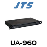 JTS UA-960 4-Way UHF Diversity Antenna Distributor With Cascade Outputs