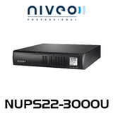 Niveo NUPS22-3000U 3KVA True Double Conversion Rack/Tower UPS